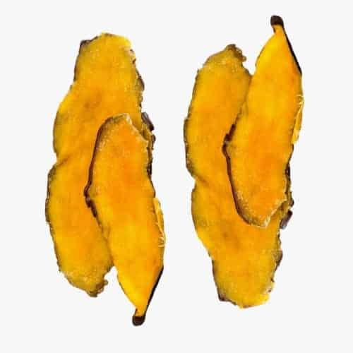 Mango met pure chocolade van Puccini Bomboni