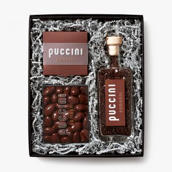 Luxury chocolate gift box non alcoholic