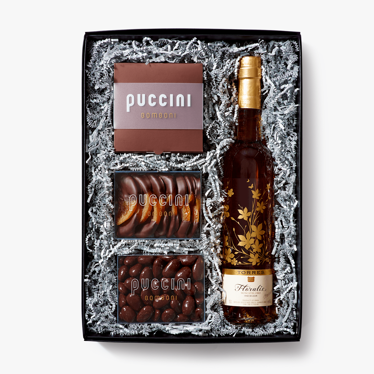Luxury chocolate gift box